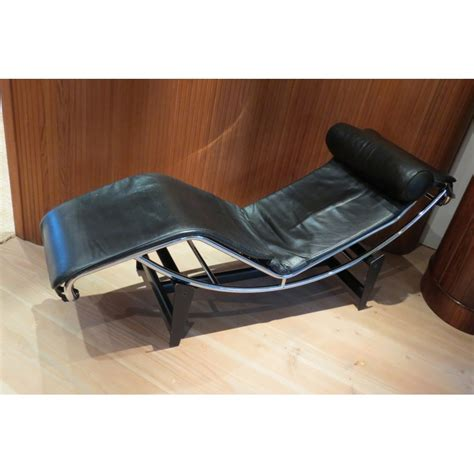 Chaise Perriand by Chaise Longue Perriand La Chaise Longue Lc Par
