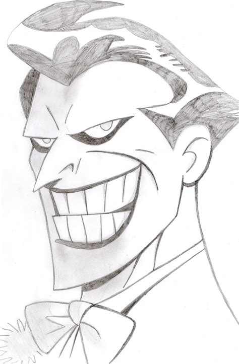 Drawing For by Joker Drawings How To Draw Joker Easy Stepstep