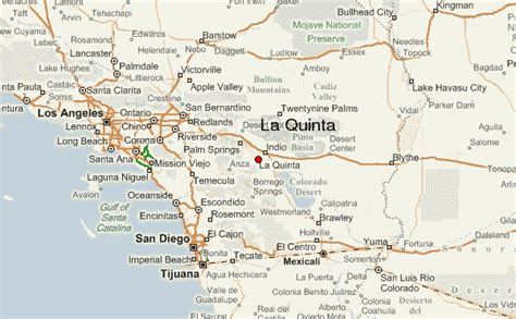 california map la quinta gu 237 a urbano de la quinta