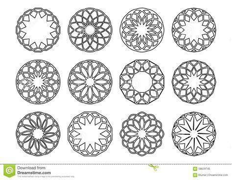 geometric ornaments geometric ornaments 28 images geometric ornament tree