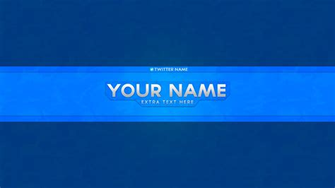 17 youtube banner psd images youtube banner template psd