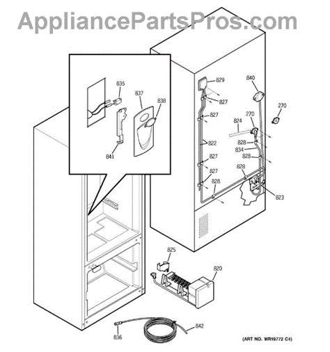 pfs22sisbss wiring diagram ge refrigerator wiring diagram