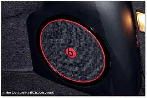 Speaker Dr Audio 2011 mopar 300 s concept car from chrysler
