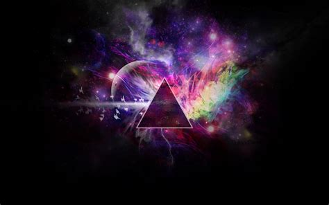 wallpaper 3d tumblr darkside of the moon space art by boobooi on deviantart