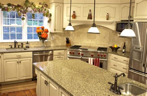 Choosing A Kitchen Countertop by Choosing The Right Kitchen Countertop