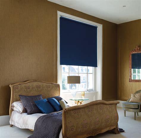 Blue Bedroom Blinds Cheapest Blinds Uk Bright Roller Blind