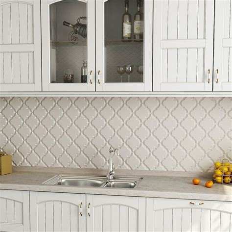 fedex dhl free shipping lantern ceramic mosaic tile backsplash kitchen wall mounted tiles