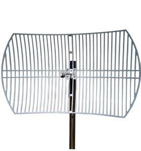 Harga Tp Link Outdoor 5ghz jual 5ghz 30dbi outdoor grid parabolic antenna tp link tl