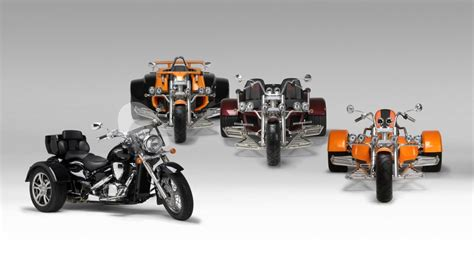 Motorrad Mit Zwei Vorderrädern by Bikeconversion Und Trike Motorradfahren Mit Drei R 228 Dern