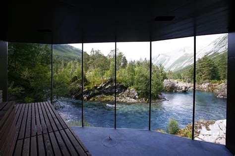 Ex Machina House Location juvet landscape hotel norway norske perler