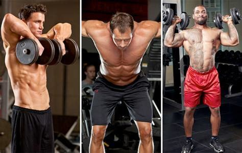 How To Get Bigger Shoulders At Home by 3 Best Shoulders Exerscises Workout With J