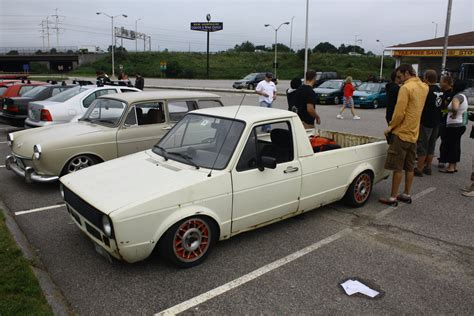 volkswagen truck slammed slammed vw rabbit by mrhonda on deviantart