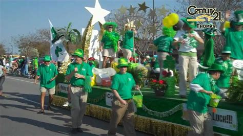 st s day parade raleigh century 21 st s day parade float