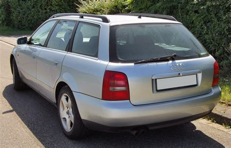 Audi A4 Avant 1997 by 1997 Audi A4 Avant 8d B5 Pictures Information And