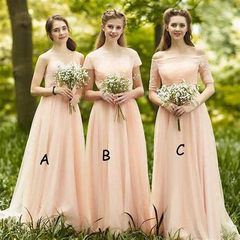 Bridesmaid Dress As Wedding Dress by Compare Prices On Bridesmaid Dresses