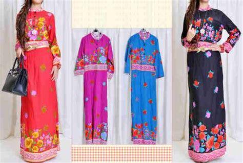 Murah 60308 Cats Maxi Maxi Dress Dress Muslim Murah Baju Muslim dinomarket pasardino maxi katun bunga dress baju