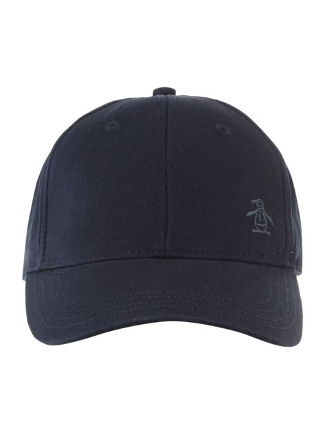 Cap Baseball Cap Origina original penguin adjustable baseball cap in blue for