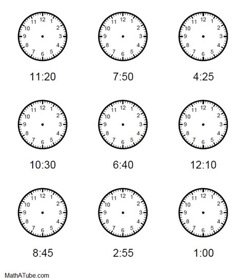 printable worksheets on time free telling time worksheets missing hands time clock