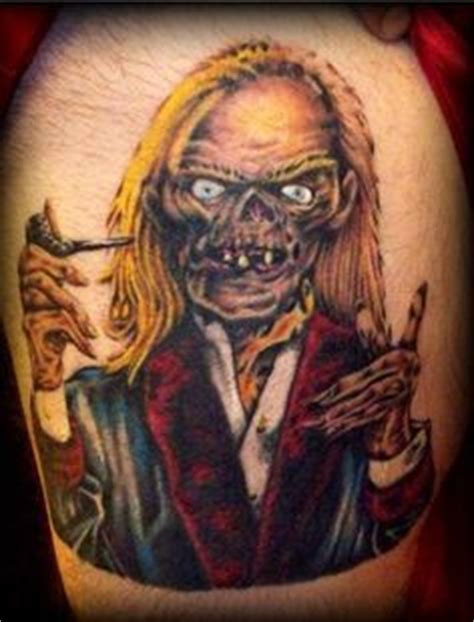 the crypt tattoo company crypt keeper traditional award winning crypt keeper