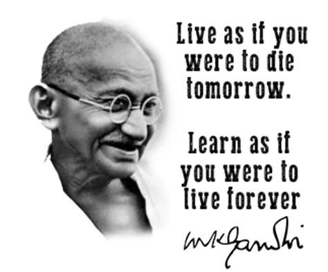 gandhi quotes  education quotesgram