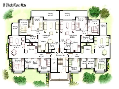 cheap modern apartment building plans elevations and our