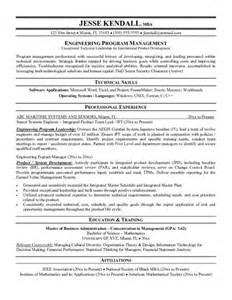 Sample Resume Program Manager manager resume objective project manager sample resume job resume