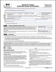 w9 template doc 640360 printable tax form printable irs form