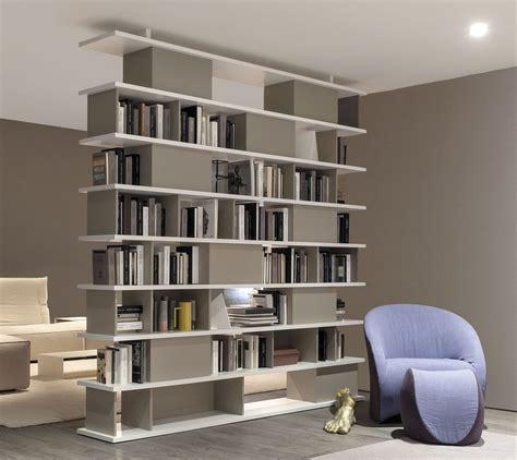librerie zalf libreria bifacciale soluzione moderna