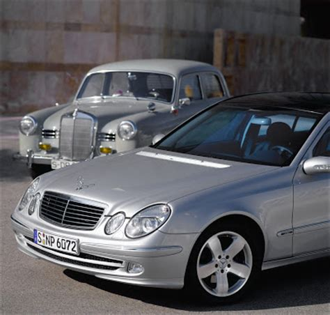 mercedes trivia history of the e class
