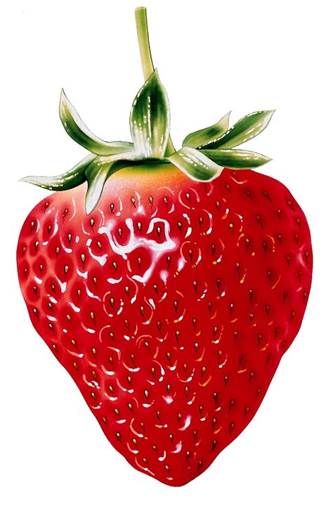 imagenes png frutas fresa png