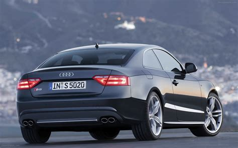 Audi S5 2007 by Audi S5 2007 Widescreen Car Image 004 Of 42
