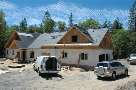 roofing complete on new construction in paradise vista