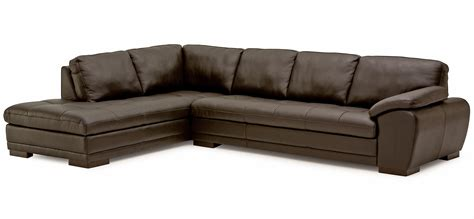 palliser sectional sofa palliser miami contemporary 2 piece sectional sofa with