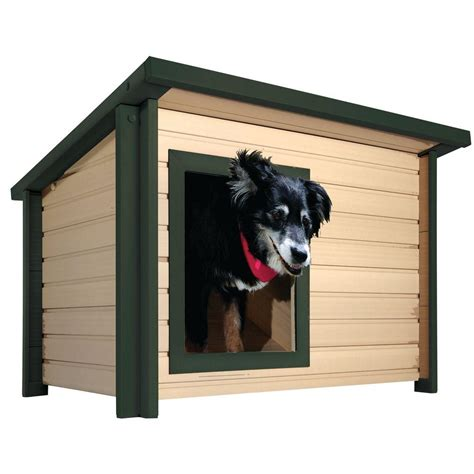 pet zone dog house pet zone large dog house door for tuff n rugged 90010 310 the home depot