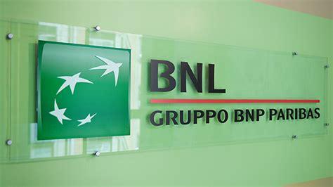 Banca Bnl by Chi Siamo Bnl Gruppo Bnp Paribas