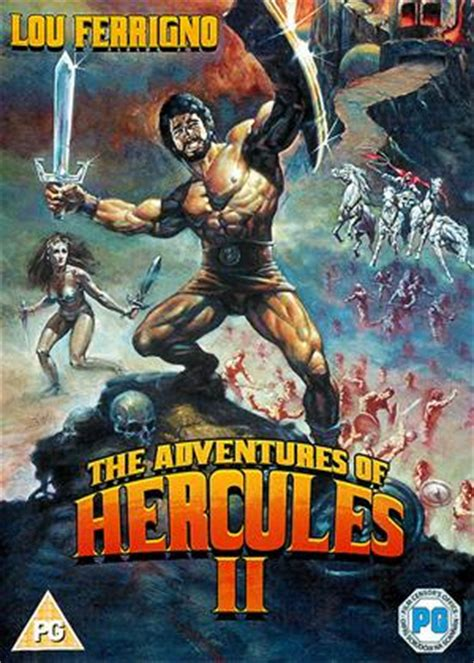watch le avventure dell incredibile ercole 1985 full movie trailer rent the adventures of hercules ii aka le avventure dell incredibile ercole 1985 film