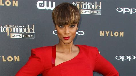 Tyras Healthy And Proud by Banks Announces America S Next Top Model Is Ending