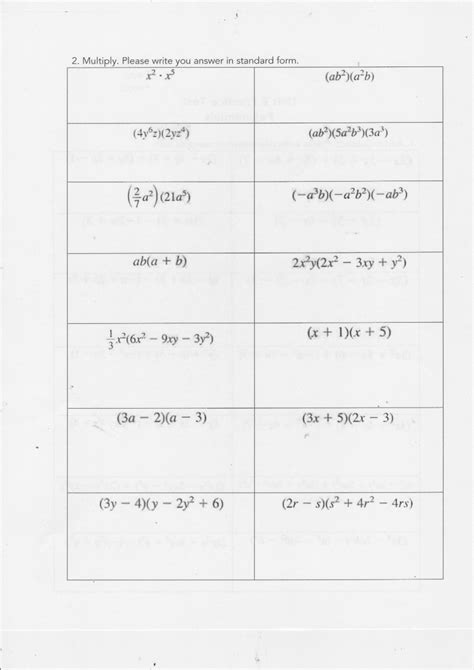 Factoring Polynomials Gcf Worksheet by Printables Factoring Greatest Common Factor Worksheet Happywheelsfreak Thousands Of Printable