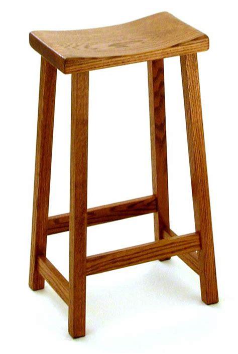 Amish Oak Bar Stools by Four Seasons Furnishings Amish Made Furniture Amish