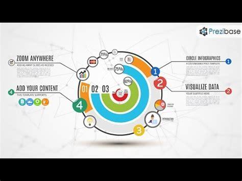 Circle Infographics Maker Prezi Template Youtube More Prezi Templates