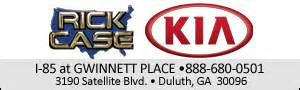 Gwinnett Place Kia Rick Kia At Gwinnett Place Kia Service Center