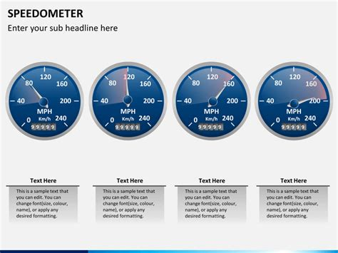 Speedometer Powerpoint Template Sketchbubble Speedometer Powerpoint Template