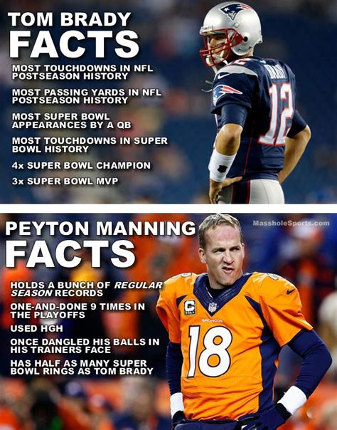Peyton Manning Tom Brady Meme - victims of chef bob s internet scams support group thread