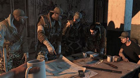 Dying Light Multiplayer by Dying Light Nuove Immagini Anche Per Dying Light