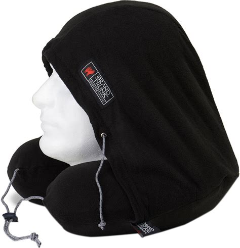 Travel Pillow Hoodie by Prepare For Slumber With Essential Sleeping Gear B H Explora