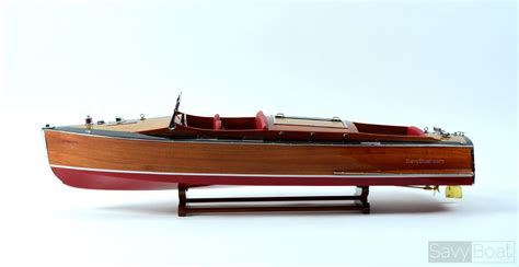 radio control chris craft boats 1930 chris craft runabout handcrafted wooden boat radio