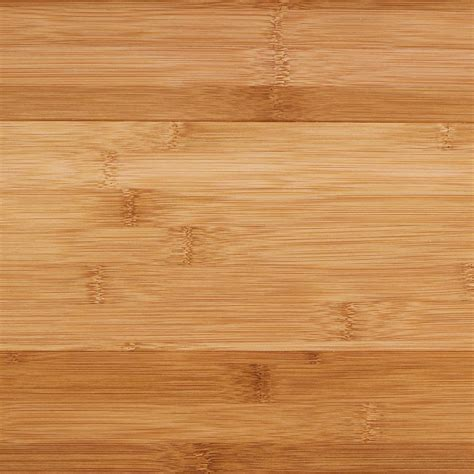 Bamboo Floor L Home Decorators Collection Horizontal Toast 5 8 In T X 5 In W X 38 59 In L Solid Bamboo