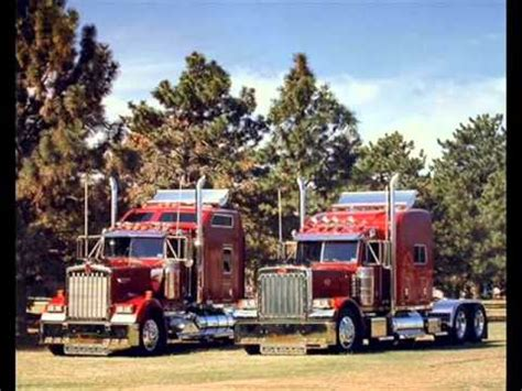 kenworth vs peterbilt kenworth vs peterbil
