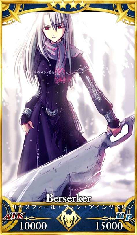 fate grand order card template card generator megathread grandorder
