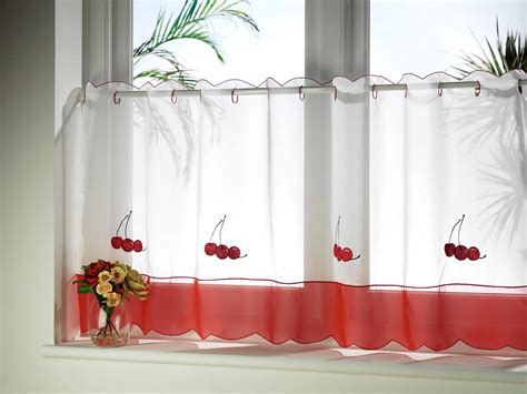 cafe curtain for kitchen house home cafe